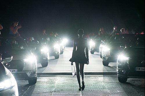 На Неделе Моды в Париже