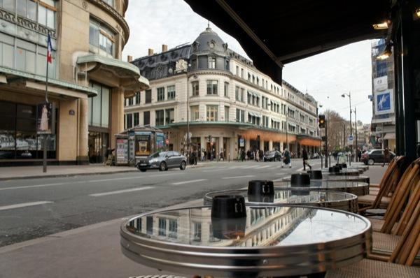 Торговый центр Le Bon Marche (Ле Бон Марше)