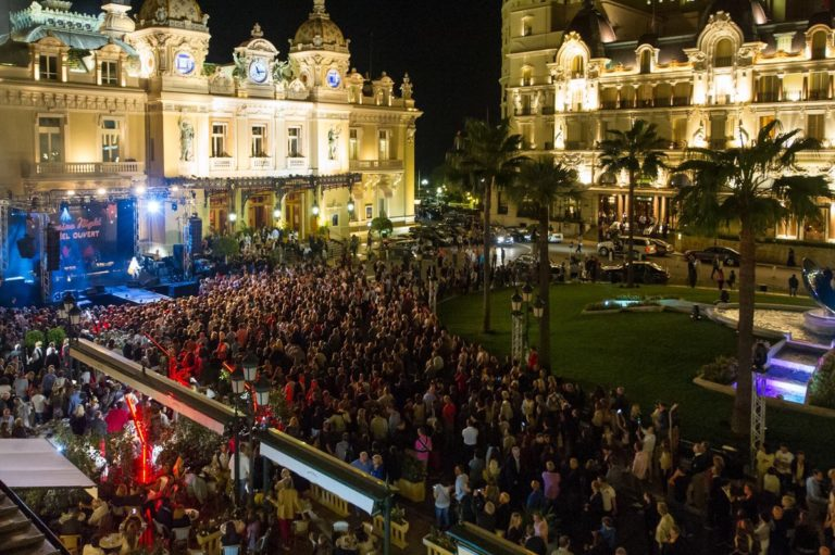Летний фестиваль Monte-Carlo Sporting