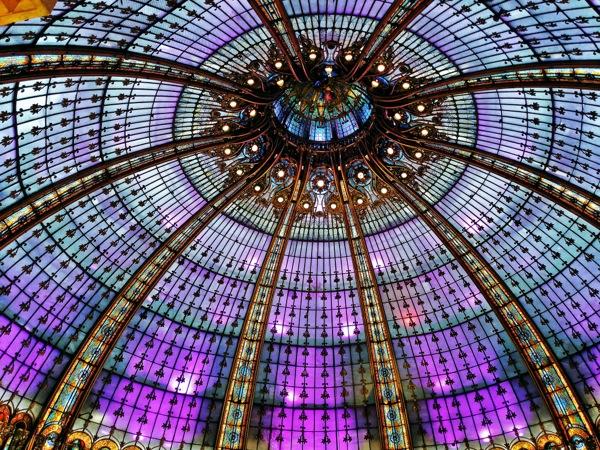 Торговый центр Galeries Lafayette (Галери Лафает)