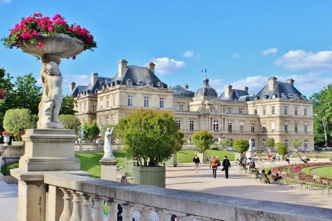 Французская архитектура — типы домов