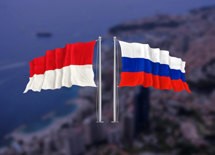 Монако-Россия