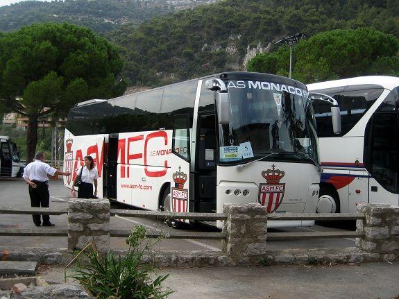 система общественного транспорта Монако
