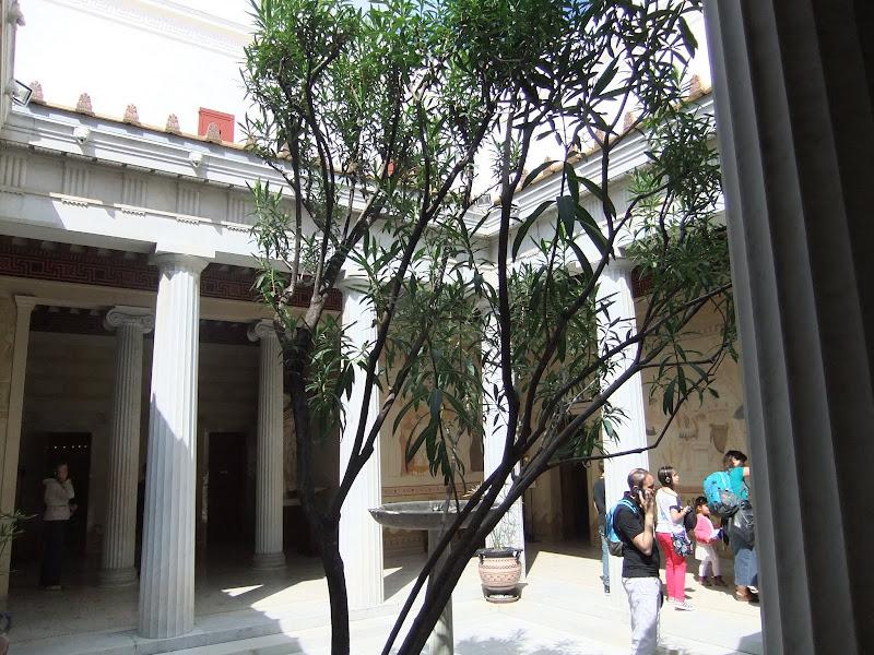 Вилла в греческом стиле Kerylos