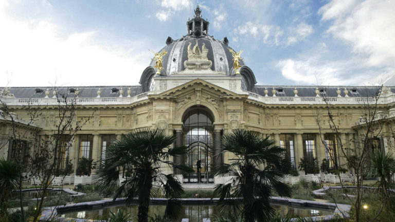 Сегодня открылась выставка работ Репина в Париже